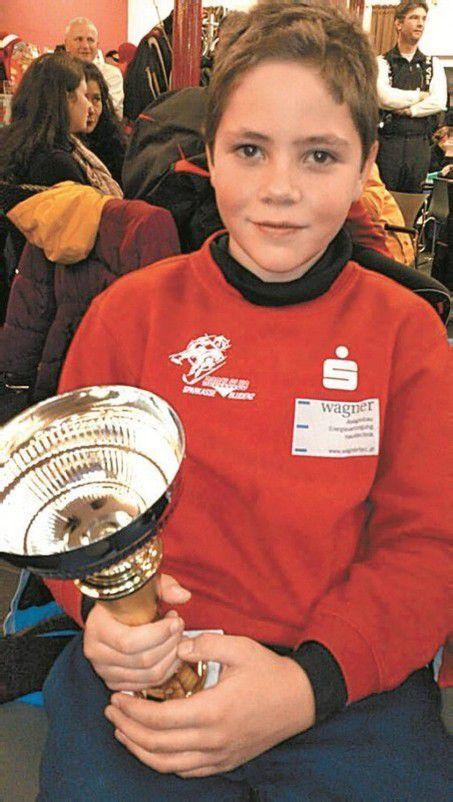 Bester Schüler-Rodler Österreichs: Marcel Tagwerker. Foto: RCB