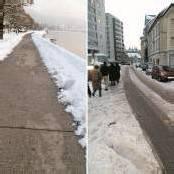 Schneeräumung in Bregenz