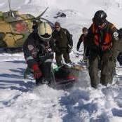Übungssache: Hubschrauber notgelandet