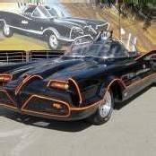 Batmobil für 4,6 Mill. Dollar versteigert