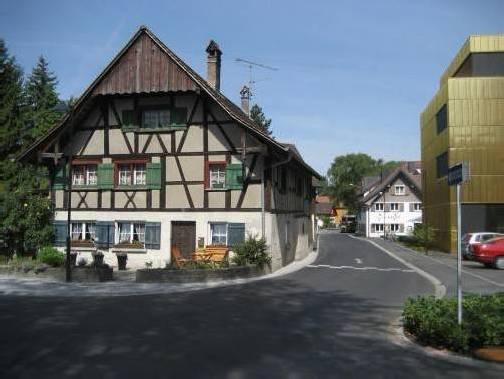 Das traditionsreiche Fachwerkhaus wird zu einem Seminarhaus.