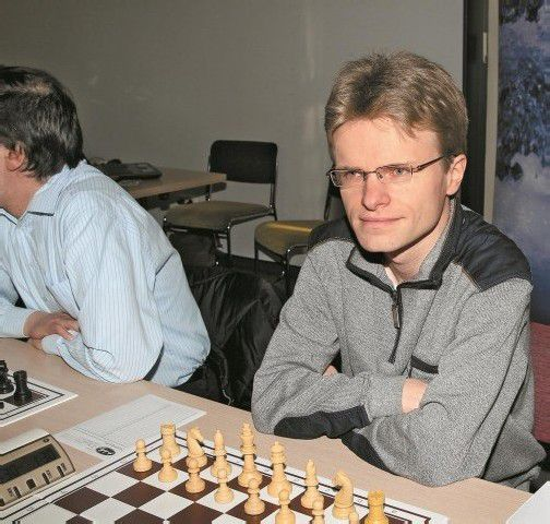 Dennis Breder (Hohenems) ist noch ohne Niederlage. Foto: schwämmle