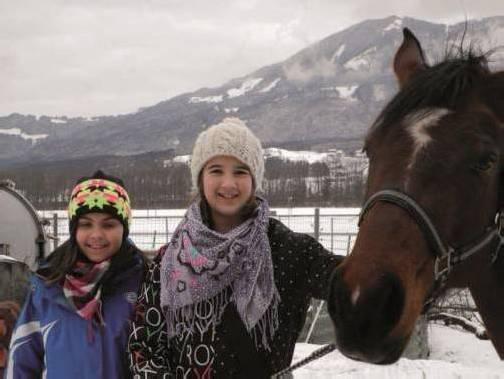 Der Besuch eines Bauernhofs in Beschling steht in den Semesterferien auf dem Programm. Foto: Stadt
