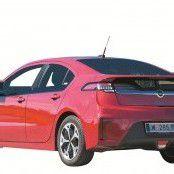 Jedes fünfte E-Auto ist ein Opel Ampera