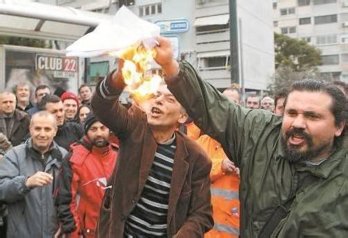 Der Streik der U-Bahn-Arbeiter in Athen wurde aufgelöst. Foto: EPA