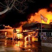 Restaurant im Wiener Prater völlig abgebrannt