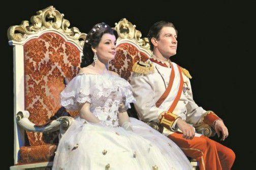 Die Geschichte der Kaiserin Sissi im Festspielhaus erleben. Foto: ASA