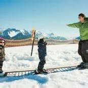 Stempeln anstatt Skifahren