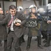 Ministerium in Athen gestürmt