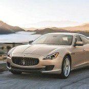 Maseratis Quattroporte: Drei Zacken, vier Türen