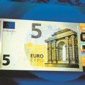 Neue Euro-Noten Herausforderung für Fälscher