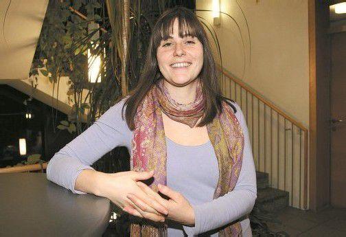 Die studierte Soziologin Monika Valentin aus Silbertal ist die neue Jugendkoordinatorin im Montafon. Foto: Meznar