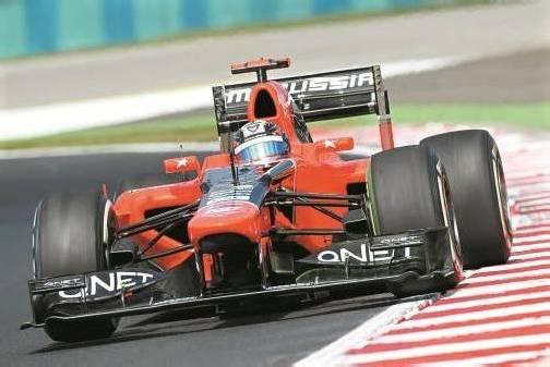 Ex-Formel-1-Fahrer Timo Glock wird DTM-Werkspilot bei BMW. Foto: ap