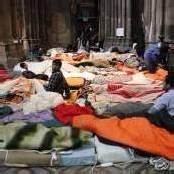 Flüchtlinge lehnen das Angebot ab