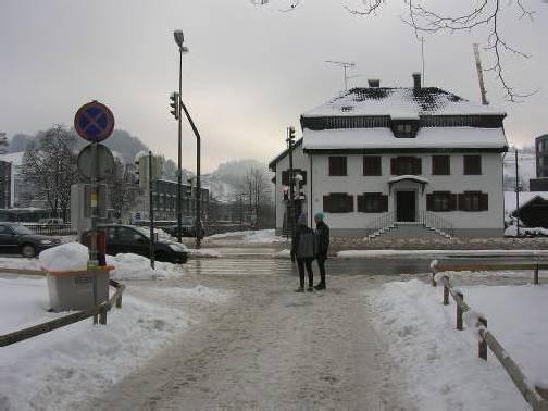 Für eine Unterführung ist laut Stadt Dornbirn kein Platz. Foto: rha