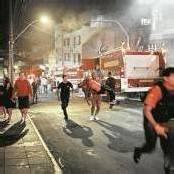 Discobrand in Brasilien fordert 232 Todesopfer