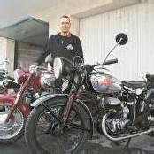 Puch ziert Motorradwelt