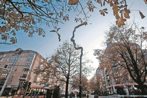 In Berlin wurde erst jüngst ein Elser-Denkmal enthüllt. Foto: AP