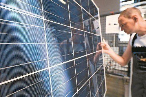 In Deutschland gibt es aktuell rund 1,3 Millionen Solarstromanlagen. Jetzt wird verstärkt auf Batteriespeicher gesetzt. Foto: dapd