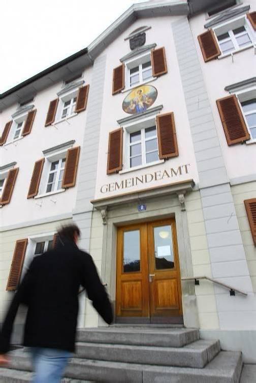 Keine Fraktionssitzungen mehr für die SP im Schrunser Gemeindeamt.