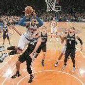Knicks stoppen die Erfolgsserie der Spurs