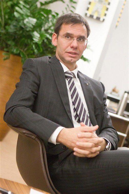 LH Wallner: Augenmerk auf die Jugendbeschäftigung. Foto: VN/KH