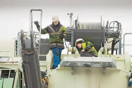 Liebherr hat 2012 auch den Mitarbeiterstand auf 1687 aufgestockt. 40 neue Jobs wurden geschaffen. Foto: Harti