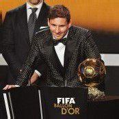 Lionel Messi wird zum Abo-Weltfußballer