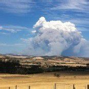 Brandgefahr wegen Hitzewelle in Australien