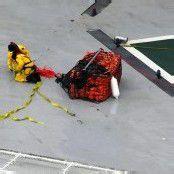 Ölbohrinsel ist beschädigt