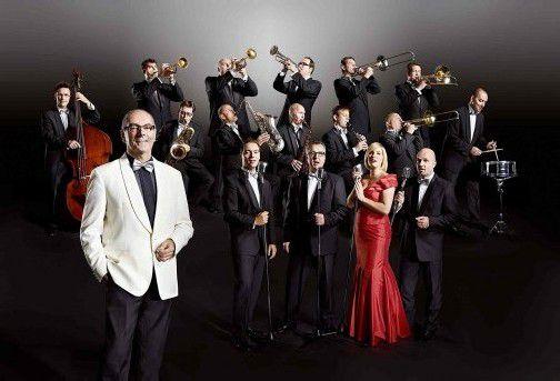 """Das Glenn Miller Orchestra unter der Leitung von Wil Salden kommt mit dem Programm """"Jukebox Saturday Night"""" ins Montforthaus.sebastian schramm"""