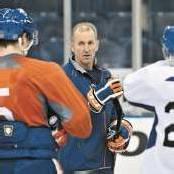 Oilers hoffen auf Kruegers Botschaft