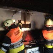Küchenbrand in Hohenems