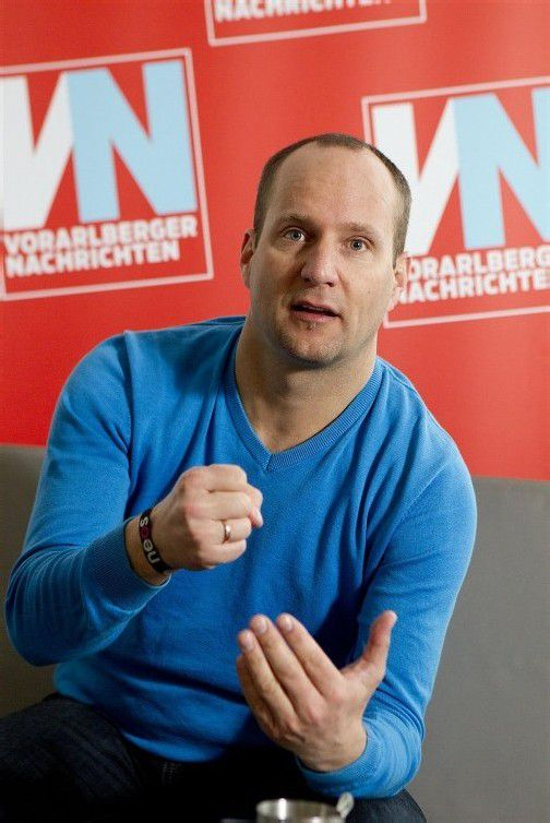 Matthias Strolz will seine Neos im Nationalrat sehen. Foto: VN/Hartinger