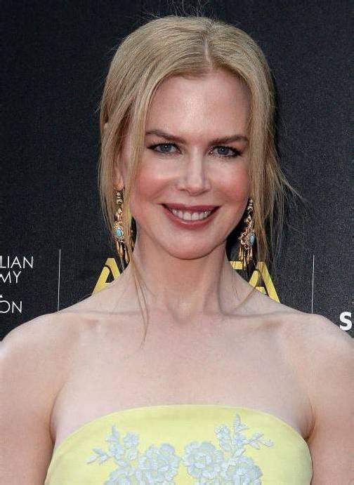 Nicole Kidman hat erstmals zugegeben, dass sie sich Botox spritzen ließ.