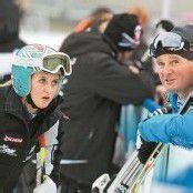 Nina Ortliebs Premiere im Weltcup war lehrreich