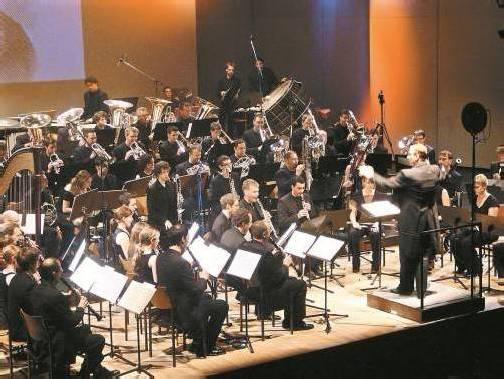 Thomas Ludescher und sein SBV: Ein Eliteorchester lässt sich nicht aus dem Hut zaubern. Foto: JU