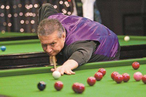 """Tony """"The Tornado"""" Drago ist Titelverteidiger bei der 13. Auflage des Dreikönigs-Open im Rankweiler Patricks. Foto: steurer"""