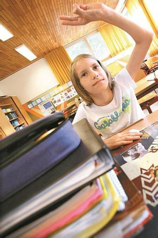 Verordnung sieht 1,5 Quadratmeter pro Schüler vor. Foto: APA