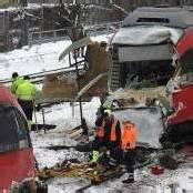 Dutzende Verletzte nach Zugkollision in Wien