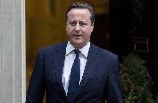 Zusatzfunktion für Premierminister David Cameron. Foto: AP