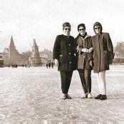 Seegfrörne 1963: Vor 50 Jahren wurde der See zum Tummelplatz