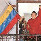 Bangen um Hugo Chávez
