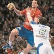 Spanien gegen Dänemark im Finale