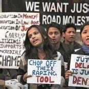 Indien will Gerechtigkeit für Vergewaltigungsopfer