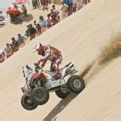 Dakar-Rallye am Strand von Lima gestartet