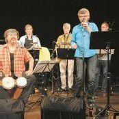 Fetziger Salsa zum Finale des Neujahrsjazzfestivals am Feldkircher Saumarkt
