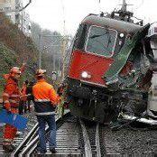 17 Verletzte bei Zugunglück in der Schweiz