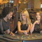 Misswahl: Mode-Gala der Kandidatinnen im Casino