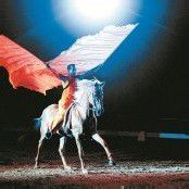 Königliche Pferdeshow in Dornbirn